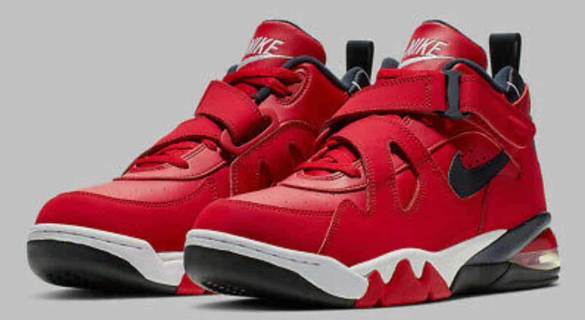 charles barkley sneakers